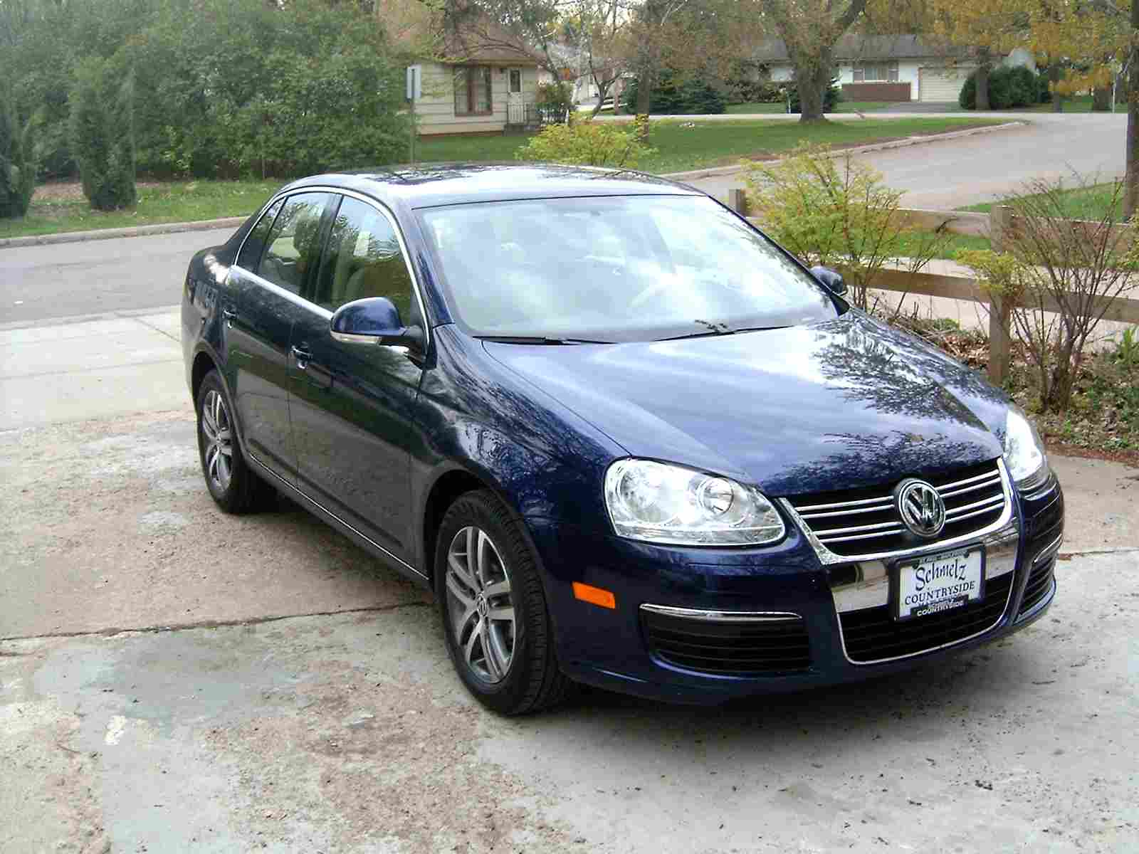 volkswagen jetta 2006 blue wallpapers driverlayer search engine. Black Bedroom Furniture Sets. Home Design Ideas